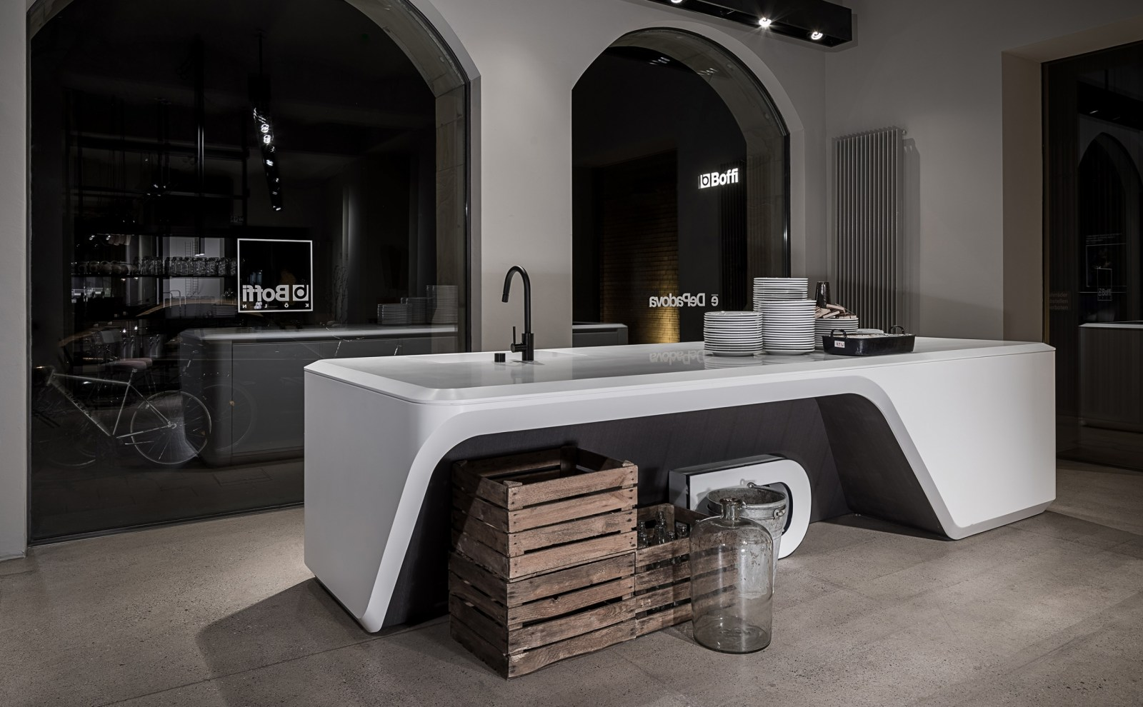 Merveilleux Cove Kitchen In Cologne | News | Boffi Official Website