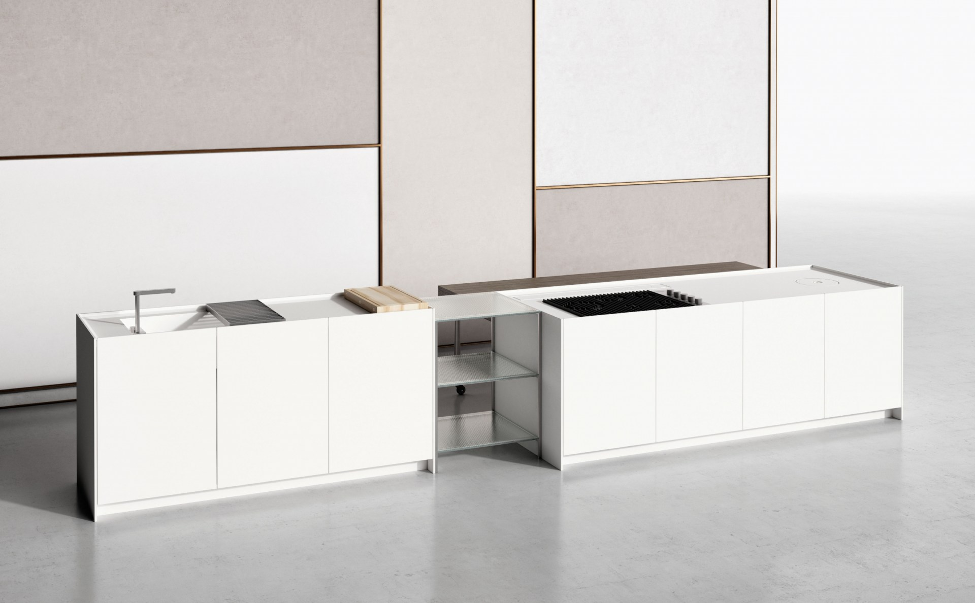Kitchens Combine Boffi Official Website